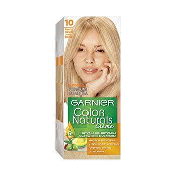 کرم رنگ موی کالرنچرالز شماره 10 -بلوند خیلی روشن