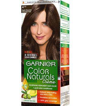 کرم رنگ موی کالرنچرالز شماره 4 قهوه ای طبیعی