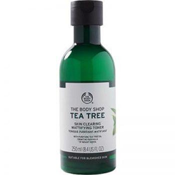 تونر چای سبز بادی شاپ