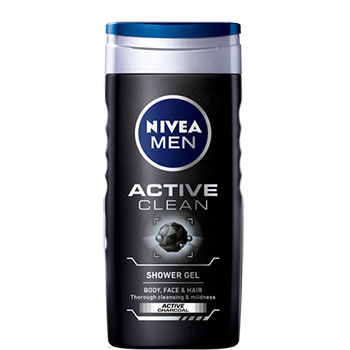 شامپو بدن نیوآ مدل Active Clean