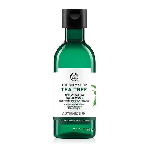ژل شستشوی صورت چای سبز بادی