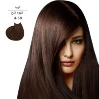 رنگ موی مارال ۱۰۰ میل سری قهوه