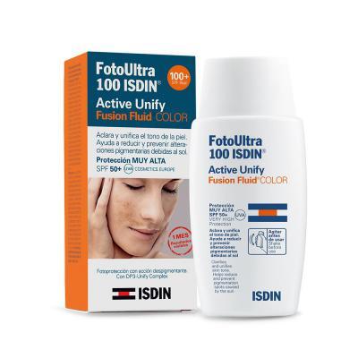 ضد آفتاب اکتیو یونیفای رنگی ایزیدین
